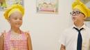 Кулинарное детское шоу Школа этикета