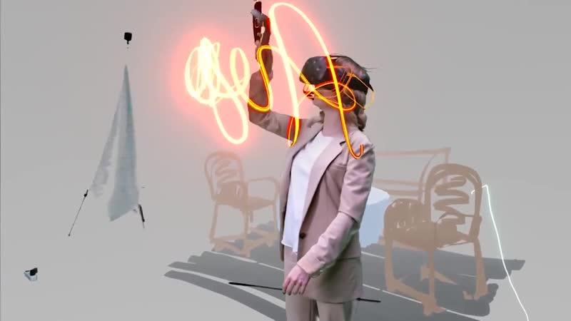 VR-чтения- Аглая Тарасова и Юрий Колокольников в спецпроекте к юбилею И.С. Тургенева