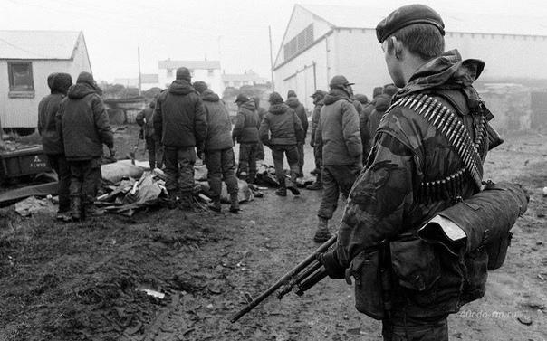 Фолклендская война 1982