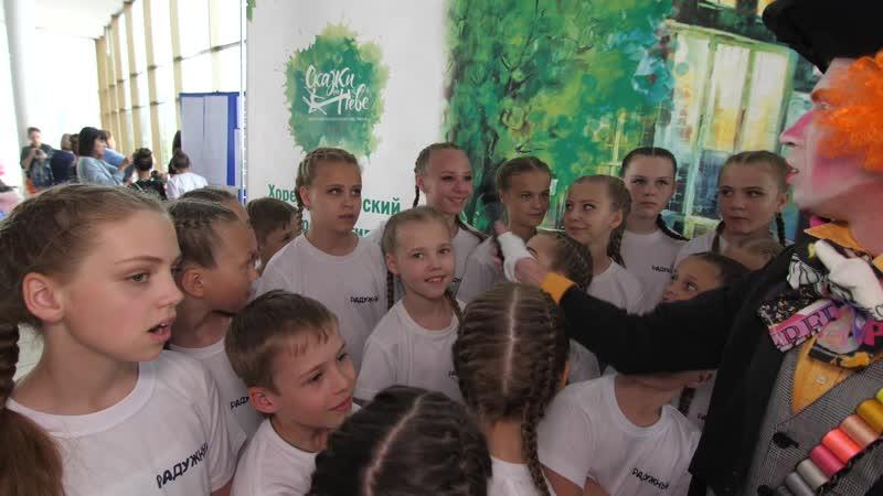 Интервью танцкласса Родничек