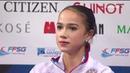 Alina Zagitova JGP Final Marseille 2016 FS 1 136.51 D