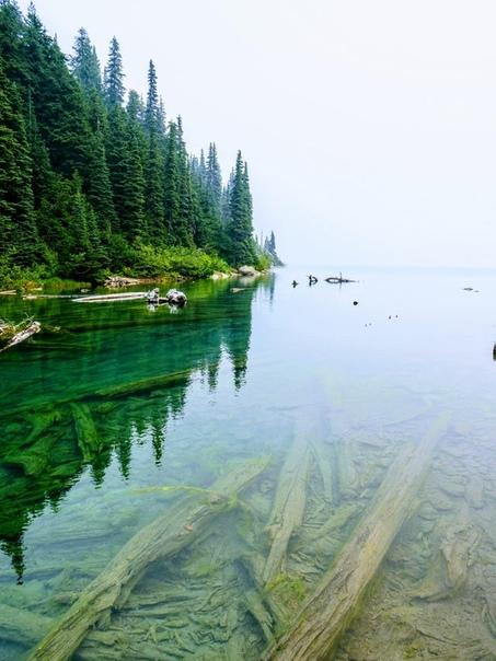Озеро Гарибальди, Британская Колумбия, Канада