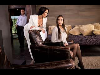 Porno film brazzers getting ahead desiree dulce, rachel starr & keiran lee