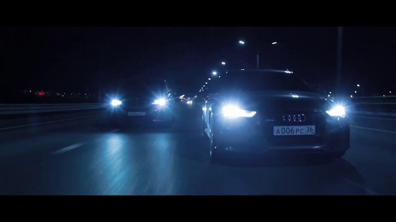 BMW X5M Audi RS6 VORONEZH Короткая версия