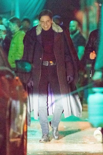 Новые фото со съёмок сериала «Сокол и Зимний солдат» Премьера этой осенью.