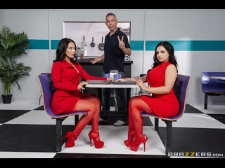 Brazzers - the businesswoman's special / katrina jade, payton preslee & mick blue