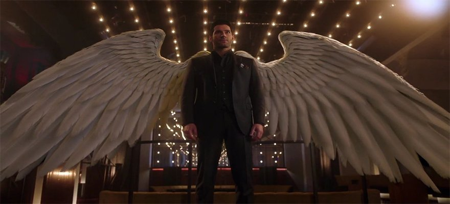Lucifer Series Review