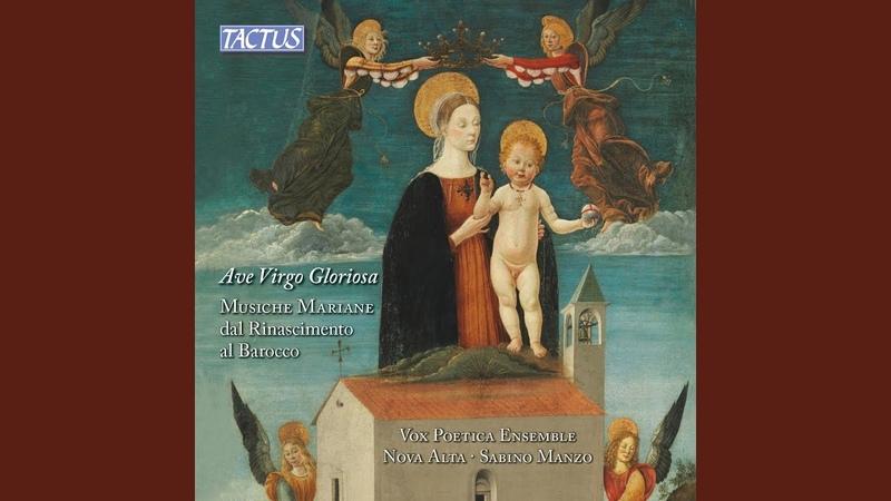 Salve Regina in D Minor 1703 Version Arr. for Choir Basso continuo