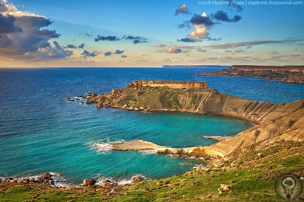 ПУТЕШЕСТВИЕ ПО ВЕЛИКОЙ МАЛЬТИЙСКОЙ СТЕНЕ Мальта - остров настолько маленький, что при желании его можно пересечь пешком всего за один день. А чтобы сделать это красиво, можно совершить поход