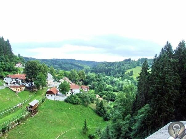Удивительный Предъямский замок  обитель словенского «Робин Гуда»