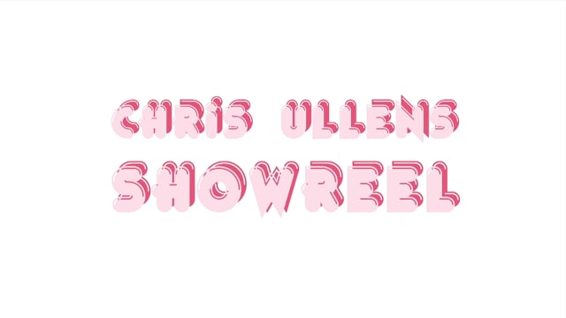 Chris Ullens - Showreel