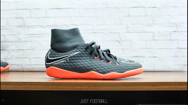 Футзалки Nike PhantomX 3 Academy DF IC
