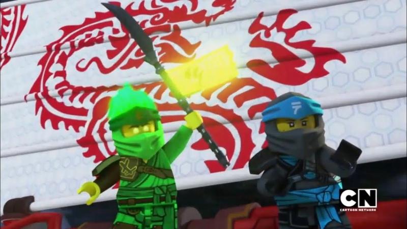 Lego Ninjago Season 11 Episode 14