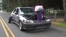 BOAT Motor SWAP in a CAR!