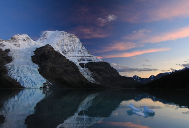 Озеро Берг