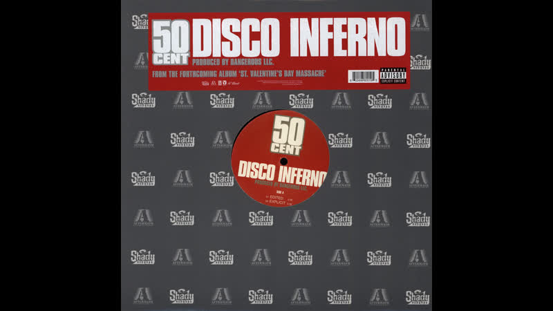 50 Cent Disco Inferno C 2005 Shady Records Aftermath Records Interscope Records.
