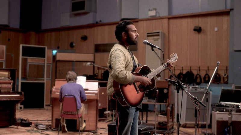 Yesterday Live at Abbey Road Studios Himesh Patel