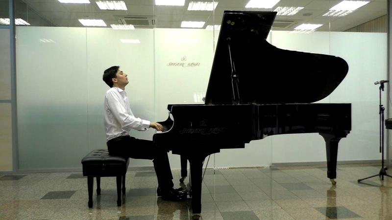 И. Брамс, Интермеццо №2 op. 117. Исполняет Николай Кузнецов.