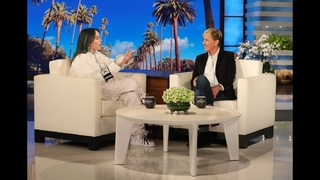 Billie Eilish Gets Candid About Tourette Syndrome