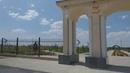 Аты жоқ саябақ. Түркістан қаласы.