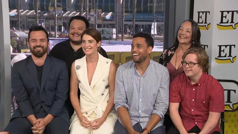 Comic-Con 2019: Stumptown Cast (Full Interview)