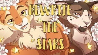 Rewrite The Stars    COMPLETE Mothwing & Leafpool PMV MAP
