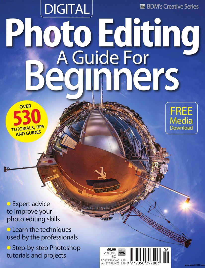 Photo Editing a Guide for Beginners - August 2019