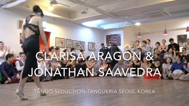 2018.05.27 - Clarisa Aragon Jonathan Saavedra - Show No.2 (2/5)