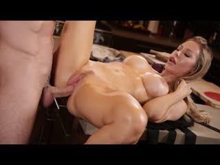 Nicole aniston - nicole aniston fucks her sons coach (big tits, blowjob, blonde, milf)