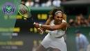 Serena Williams vs Alison Riske Wimbledon 2019 quarter-finals highlights