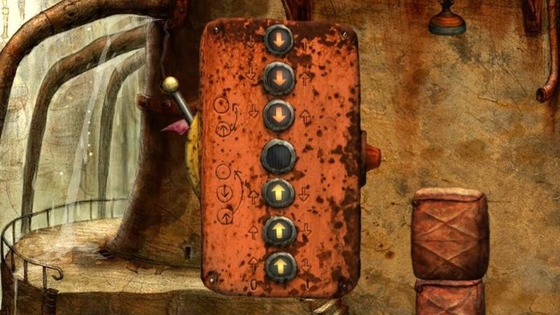 Machinarium   Машинариум ➤ Прохождение 3 ➤ Головоломка с краном