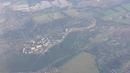 Вид на Внуково с Боинга 737 800 Авиакомпания Россия