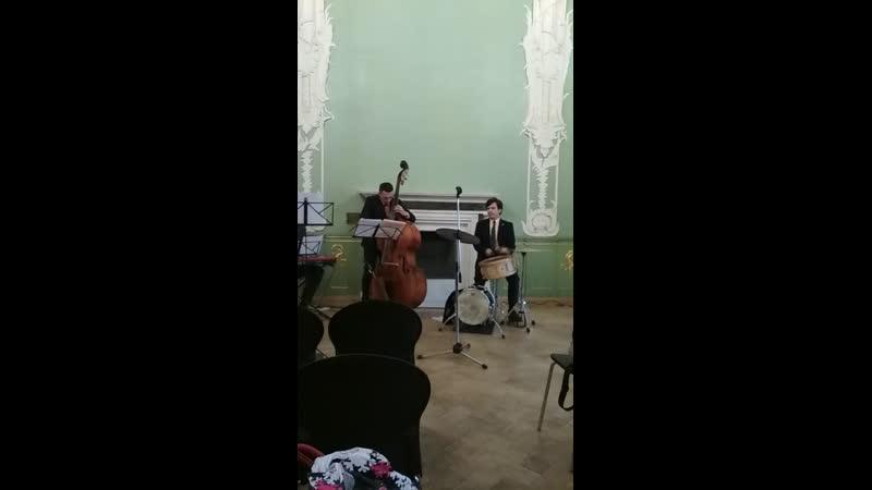 «Золотые хиты классики джаза» в исполнении Квартета Софьи Шустровой!