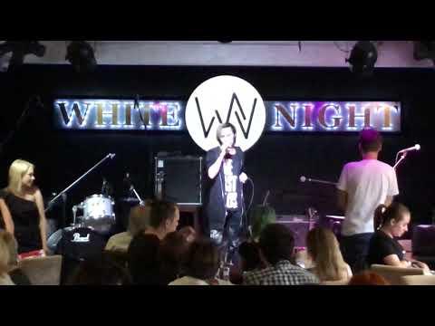 JETman выступает в ресторане White Night - Muse - The handler