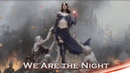 EPIC POP We Are the Night by Raydia Diana Haunts James Warburton