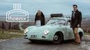 1959 Porsche 356A A Phoenix Rises From A Tractor Barn