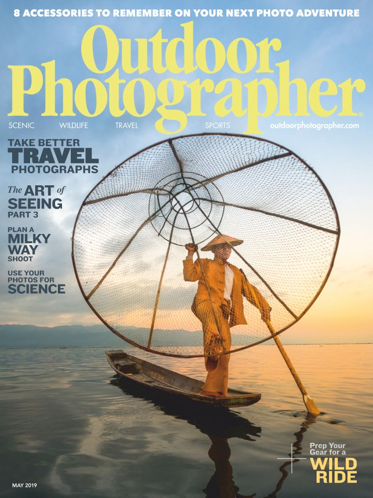 Outdoor Photographer – May 2019