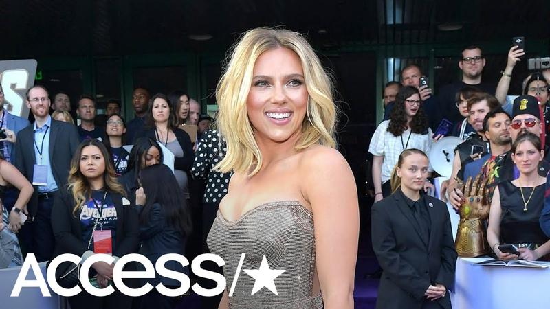 Scarlett Johansson Got Insanely Ripped For 'Avengers Endgame' See Her Olympic Regime Access