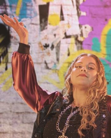 """Daisy Durant on Instagram: """"Llegó el momento del HipHop y con un toque de FreeStyle les voy a mostrar mi impronta en este estilo que tanto me gus..."""