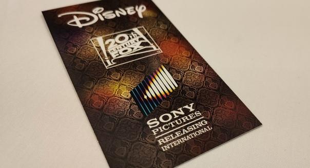 Российские отделения Sony и Disney, объединенные ранее в WDSSPR, отныне не будут выпускать фильмы вместе