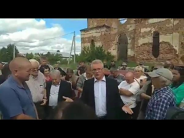 Губернатор Пензенской области: в конфликте с цыганами виноваты американцы!