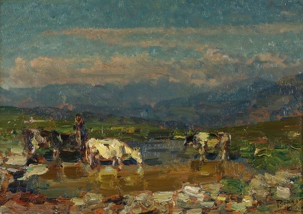 Беппе Чьярди, Beppe Ciardi, (1875-1932) - итальянский художник.