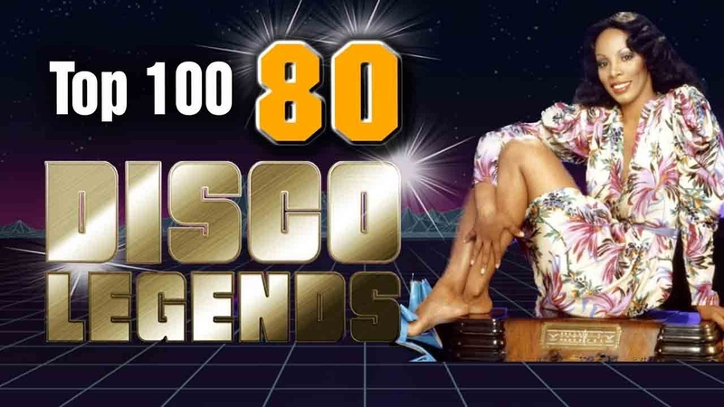 Disco Dance 80s Best Old Songs - The 100 Greatest Disco Songs - Disco Music Songs 80s Legends