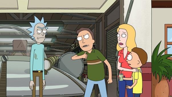 Опубликован новый кадр четвертого сезона мультсериала «Рик и Морти»