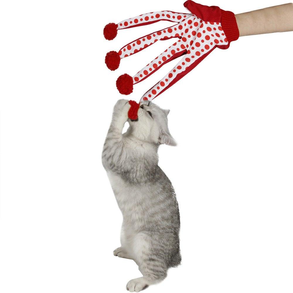 Перчатка-игрушка -