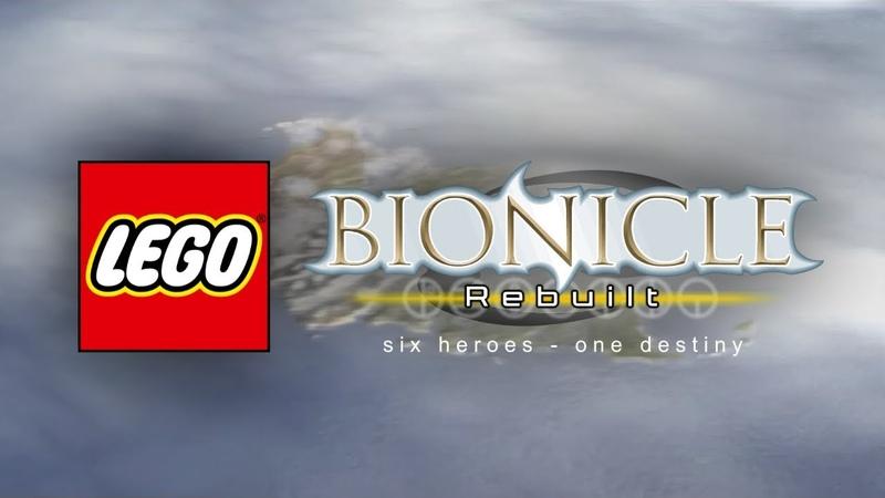 BIONICLE The Legend of Mata Nui REBUILT Announcement Trailer