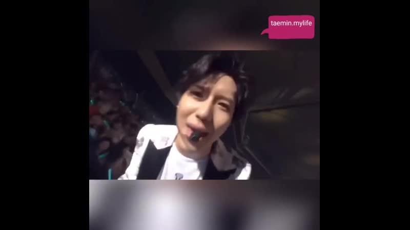 Taemin face dork SHINee