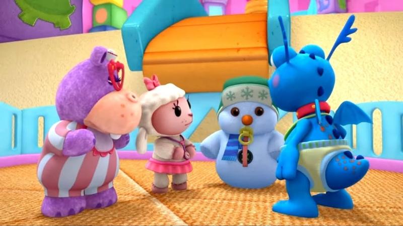 Доктор Плюшева Клиника для игрушек Сезон 4 серия 21 Мультфильм Disney » Мир HD Tv - Смотреть онлайн в хорощем качестве