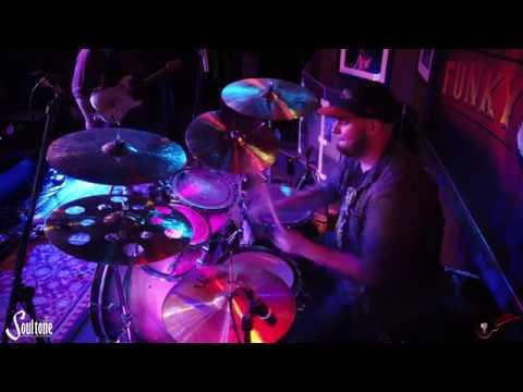 Bobby Van Stone Soultone Cymbals Endorsed Artist - 2019