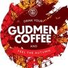 GUDMEN • кофе с собой